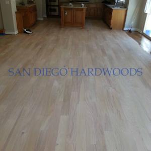 OAK FLOOR REFINISHING IN SAN DIEGO