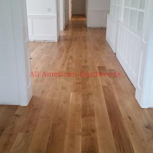 wide french oak plank flooring installation la jolla san diego licensed contract