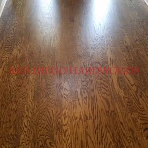 Del Mar California wood floor refinishing. Repair hardwood floor san diego ca