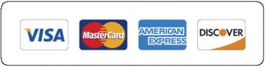 ACCEPTING ALL CREDIT CARDS VISA MASTERCARD DISCOVER AMERICAN EXPRESS SAN DIEGO
